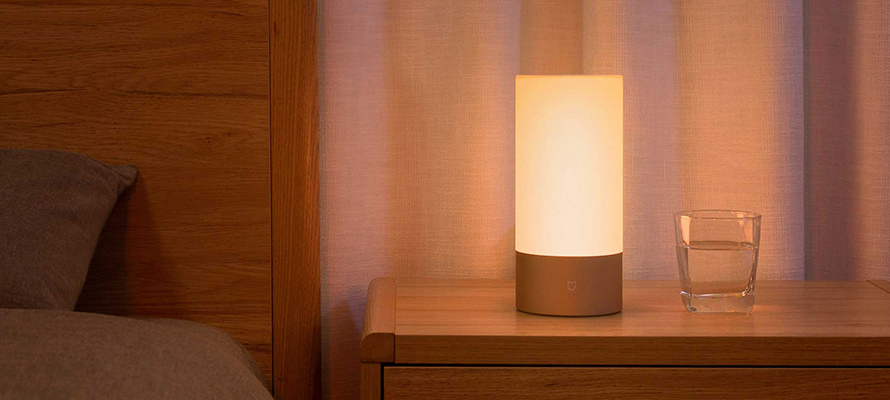 Xiaomi Mijia Smart Bedside Lamp Review | Light up your life now