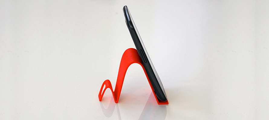 Freeing Your Hand - Practical phone stand collection