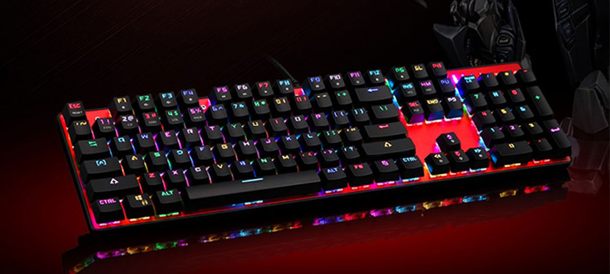 Still Worry About Choosing a Gaming Keyboard?
