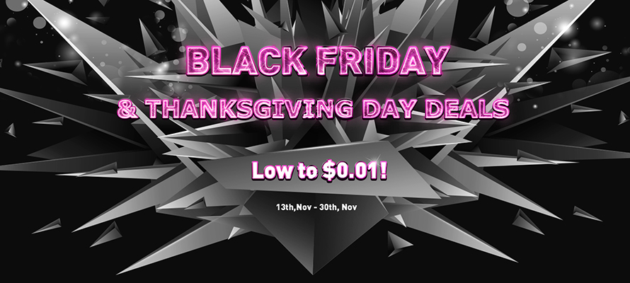 GearVita Black Friday & Thanksgiving Day Deals - Lower than 11.11