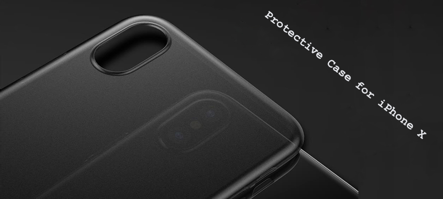 5 New Arrival Protective Cases for iPhone X