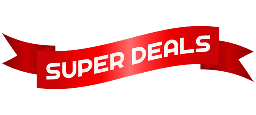 Grab 3 super-value flash sale items right now!