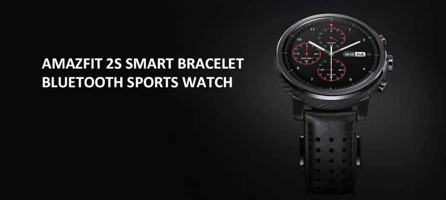 Amazfit 2S Smartwatch Review: Five Days Ultra-long Battery Life