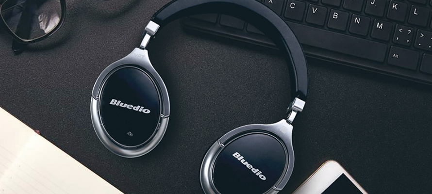 Let Bluedio F2 Bluetooth Headphones Be A Member of Your Life