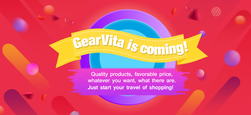 GearVita, Your New Electronic Products Base