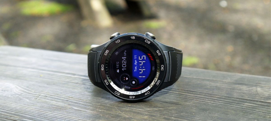 Huawei Watch 2 Is Going To be Your Next Choice of Sport Smartwatch