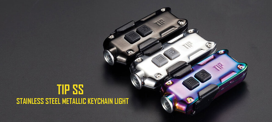 The Nitecore TIP SS Flashlight Is Going to Be The Brightest LED Flashlight with Long Run Time