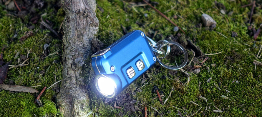 The Nitecore TINI Keychain Flashlight Might Be A Perfect Flashlight for Everyday Carry