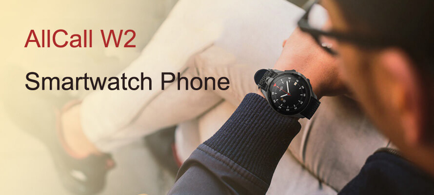 AllCall W2 Smartwatch Phone Review | A powerful Product with Excellent Sports Performance