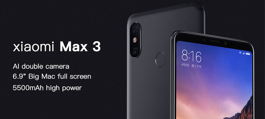 Xiaomi Mi Max 3 Is An Amazing Smartphone with Bigger Screen And Longer Battery Life