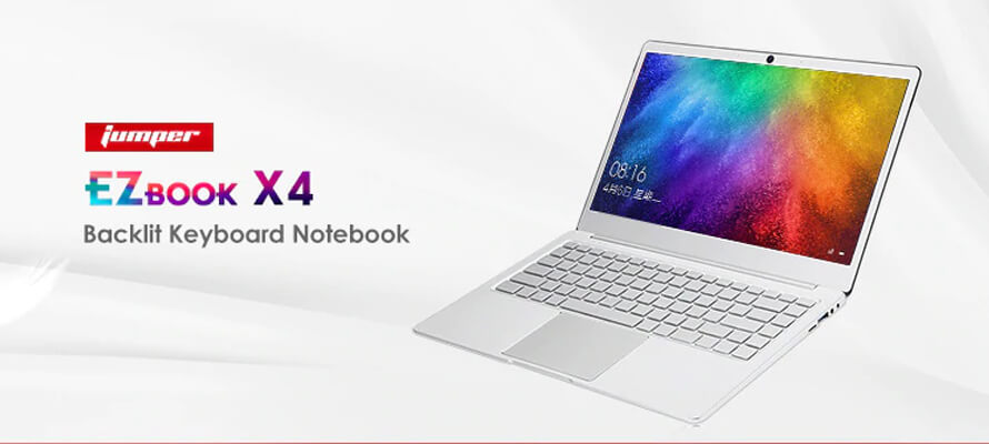 JUMPER EZBOOK X4 Notebook Review: High Quality Laptop with Great Specifications
