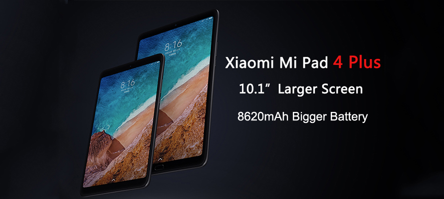 Xiaomi Mi Pad 4 Plus Tablet Review: With A Larger Screen And Higher Capacity Battery