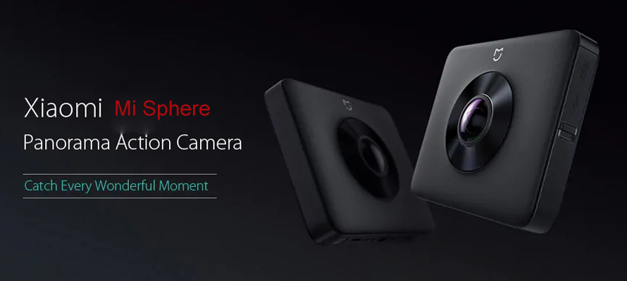 Xiaomi Mi Sphere 360 Camera Review: Produces Excellent Images And Videos with Stabilization