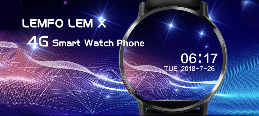 LEMFO LEM X Review: 2.03 Inch 4G Smartwatch That Can Replace Your Phone