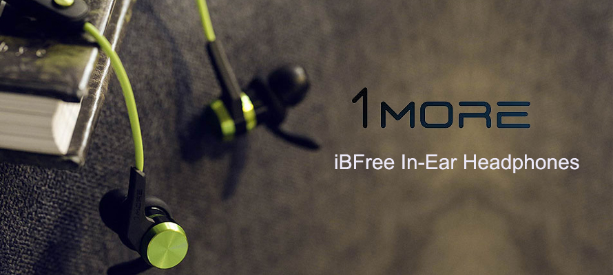 1More iBFree Earphones Review: A Perfect Musical Companion for Your Workout Time
