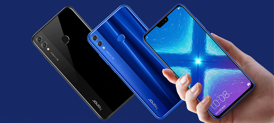 Huawei Launched Honor 8X And 8X Max with Huge Displays And Big Batteries