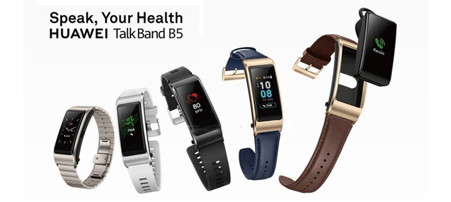 Huawei Talkband B5 Review: Smartband That Can Transform into A Bluetooth Headset for Calls