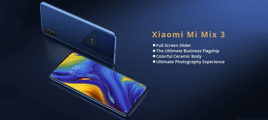 Xiaomi Mi Mix 3 Review: A Bezel-Less Smartphone with Slider Phone Design