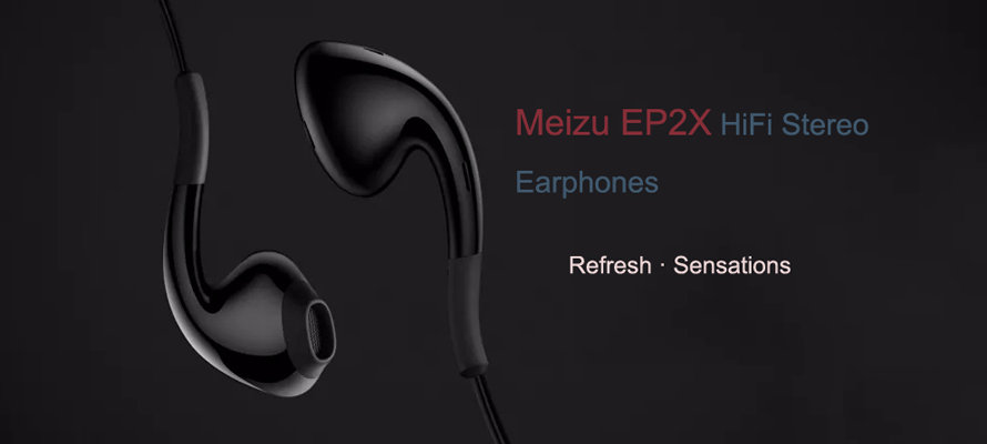 Meizu EP2X Earphones Review: S-shaped Curve Design, Great Sound Quality
