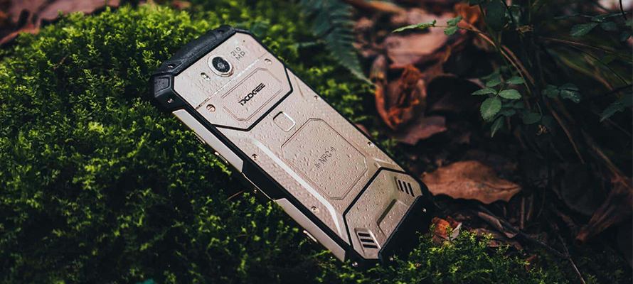 Doogee S60 - The Companion of Outdoor Enthusiasts