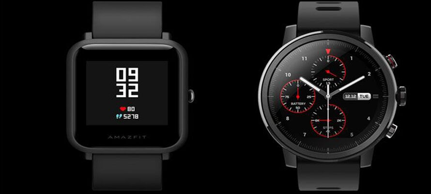 Huami Amazfit Stratos 2 VS Amazfit Bip Smart watch review - not only smart functions