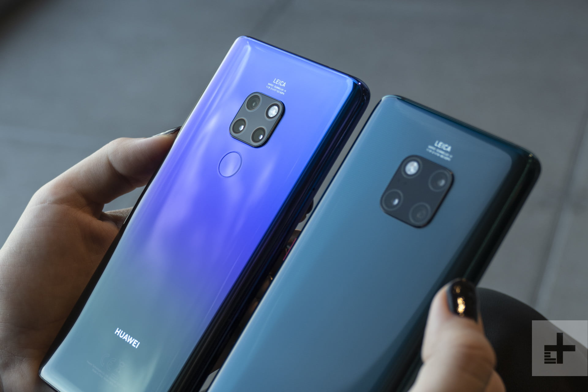 What is the difference between Huawei Mate20 X and Mate20 Pro?