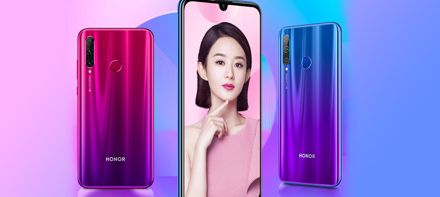 HUAWEI Honor 20i 4G Smartphone Review Simply Irresistible