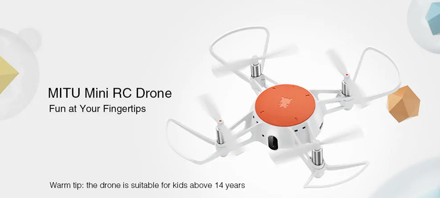 MITU Mini RC Drone Review: Portable, Feature-packed, Easy to Control