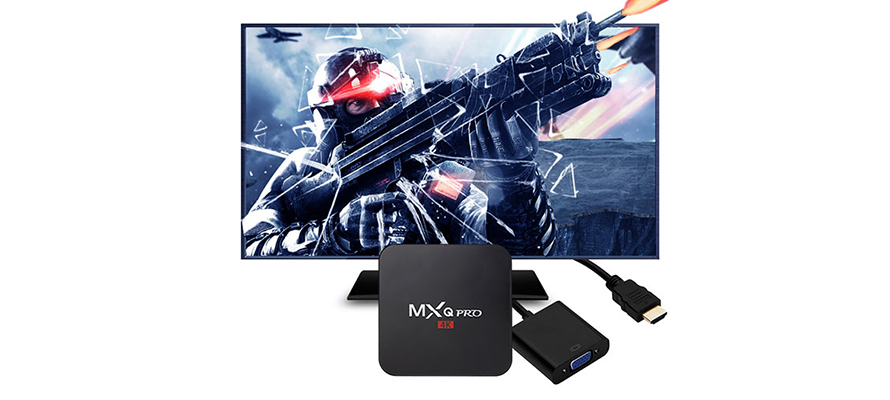 MXQ Pro 4K TV Box Review
