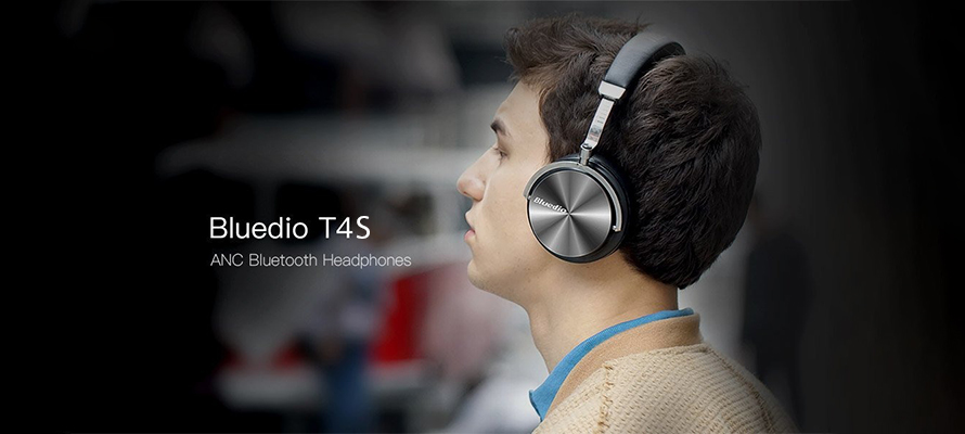 Immerse in Peaceful Music World with Bluedio T4S