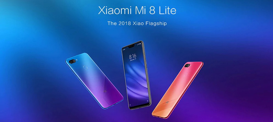 Mi 8 Lite: A Latest Budget Flagship Smartphone From Xiaomi