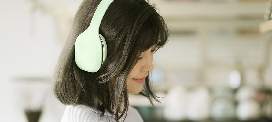 Xiaomi Mi Headphones Relaxed Version Witness Your Whole Youth