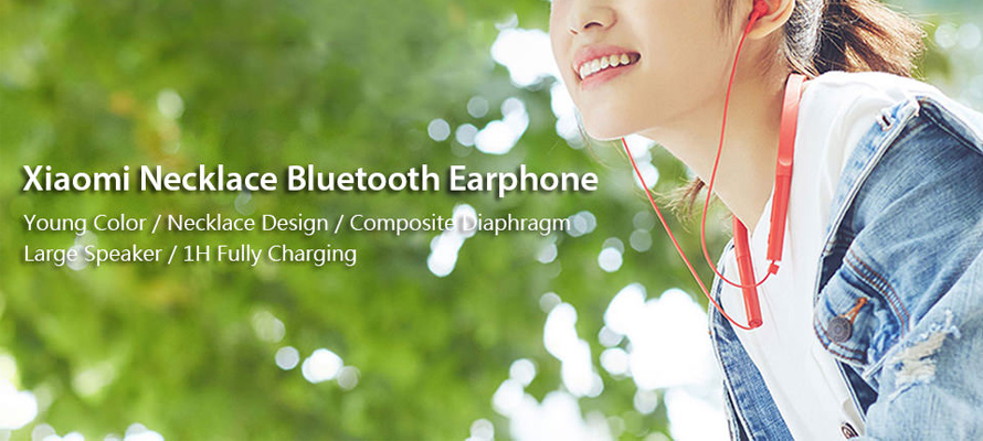 Xiaomi Necklace Bluetooth Earphone Wireless Earbuds Young Version Review