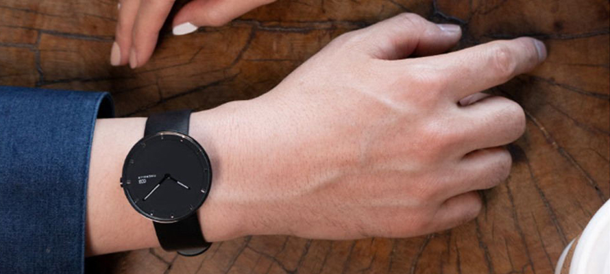Xiaomi Youpin TIMEROLLS COB Quartz Watch – time track with citizen movement