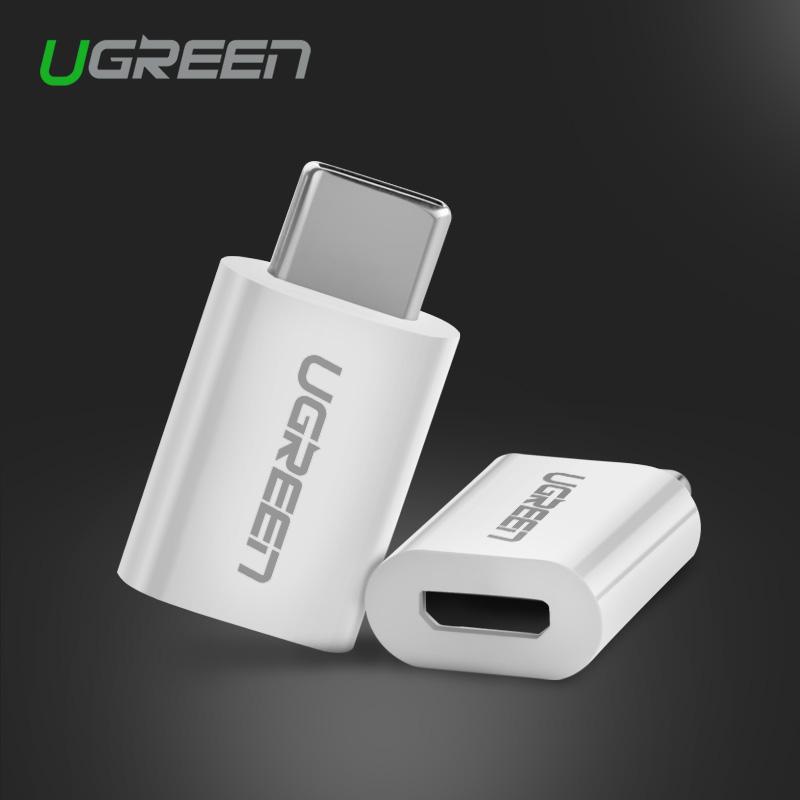 Ugreen US157 Micro Type-C to USB Converter 3.1 C OTG Adapter фото