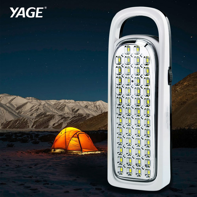 YAGE YG-3535 Portable Rechargeable LED Lamp фото