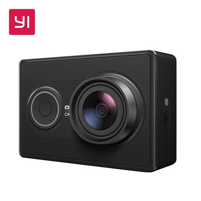 YI 1080P WiFi Mini Ultra Wide Angle Action Camera фото