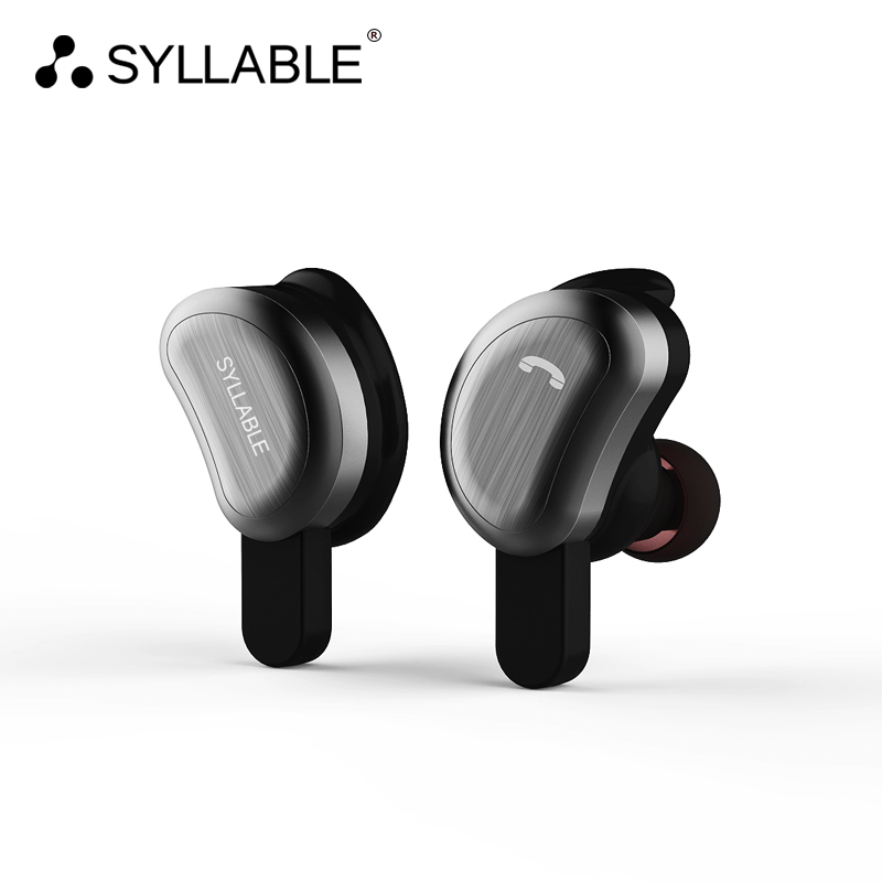 SYLLABLE Stereo D9 In-ear Wireless Bluetooth Earbud IPX4 Waterproof фото