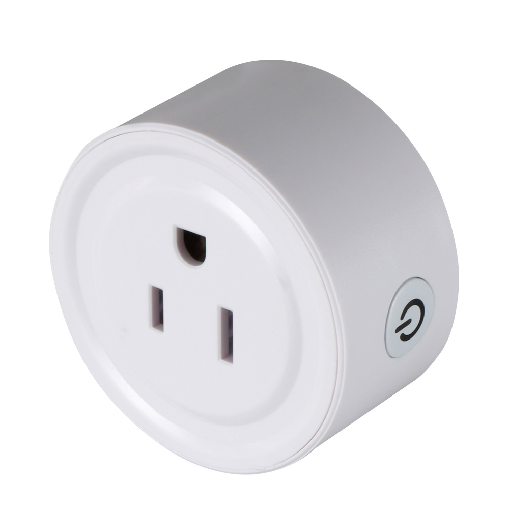 Wireless Smart Plug Outlet with Timing Function фото