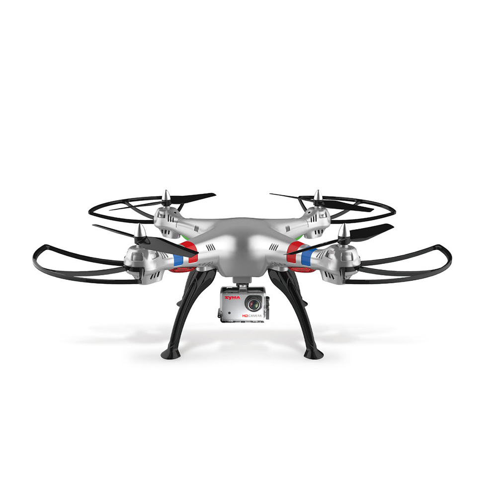 Syma X8G 4CH Drone 2.4GHZ Remote Control Quadcopter with 8.0MP HD Camera фото