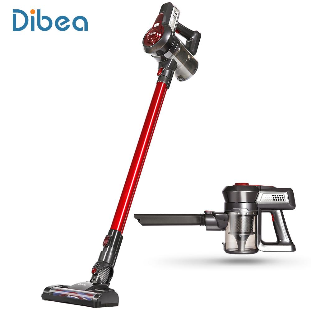 Dibea C17 Cordless Handheld Vacuum Cleaner Portable 2-in-1 Household Sweeper