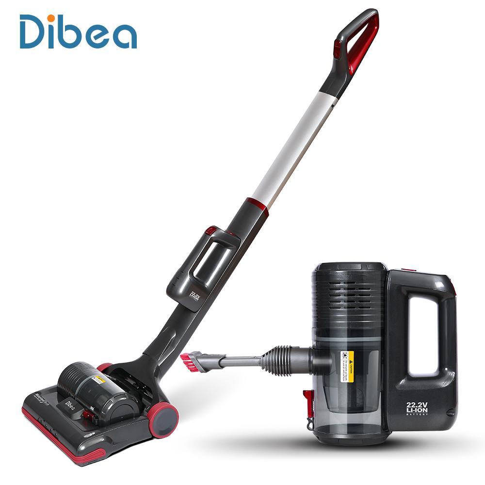 Dibea C01 2-in-1 Stick and Handheld Vacuum Cleaner фото