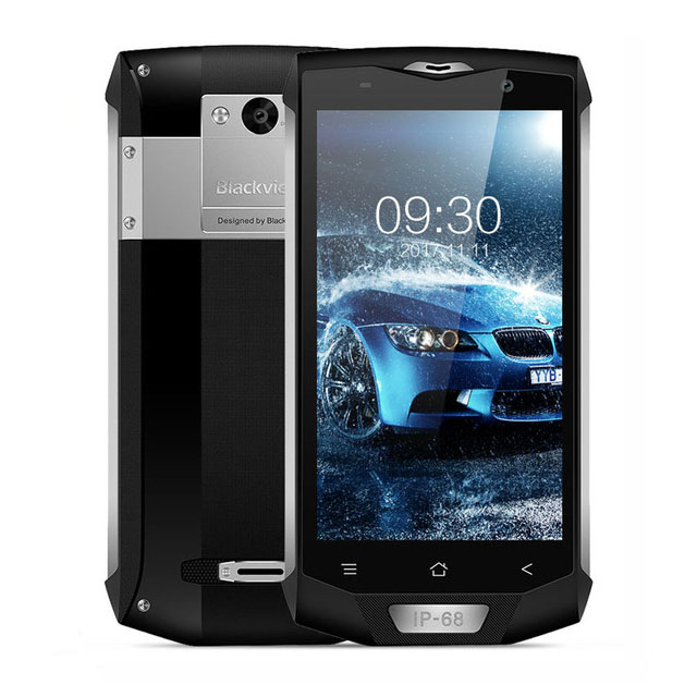Blackview BV8000 Pro 5.0 Inch 4G Smartphone Waterproof IP68 Android 7.0 Mobile Phone фото