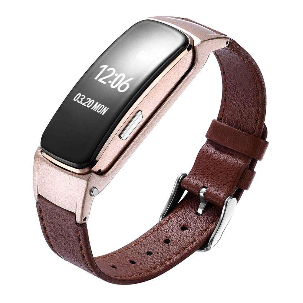 B3 Plus OLED Smart Bracelet Heart Rate Dynamic Monitor Bluetooth Headset