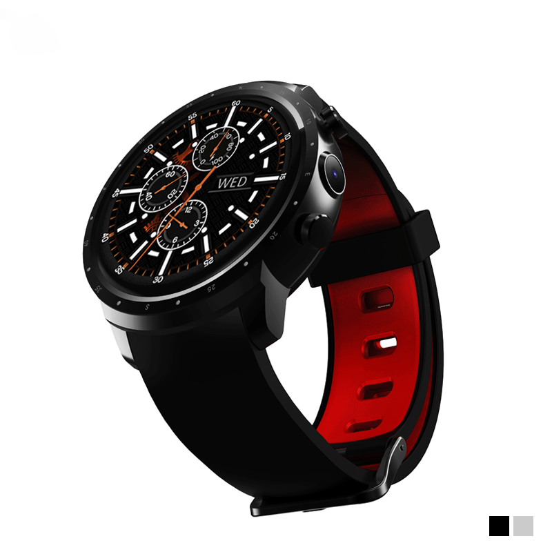 Z18 3G Android 5.1 Smartwatch Bluetooth WiFi GPS Heart Rate Monitor фото