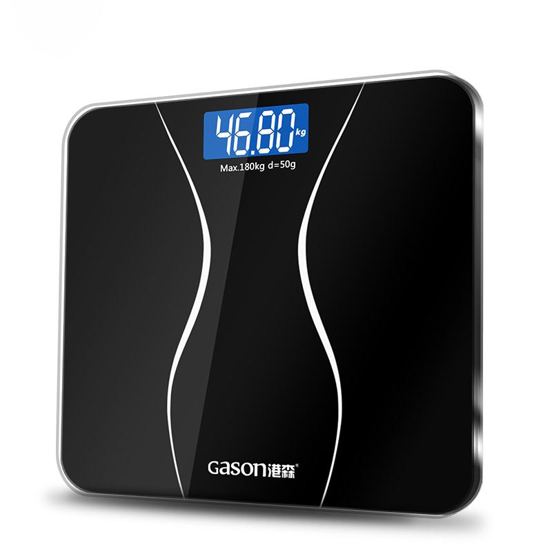 Gason A2 Electronic Digital Floor Balance Scales фото
