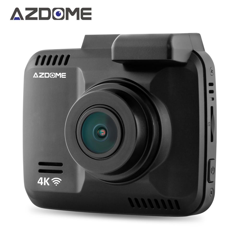 Azdome GS63H 4K WiFi Car DVR Built-in GPS Night Vision Dash Cam фото