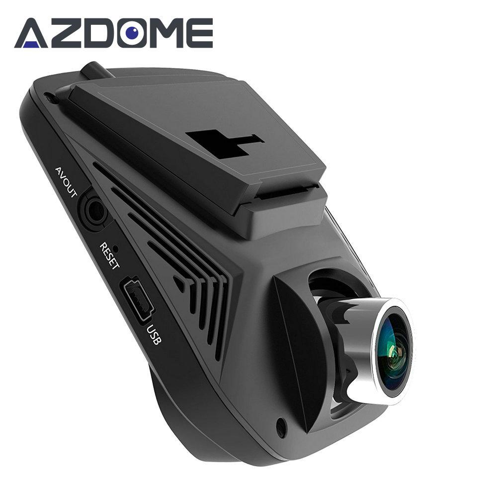 Azdome A305 WiFi 170° Car DVR 1080P Full HD Night Vision Dash Cam фото