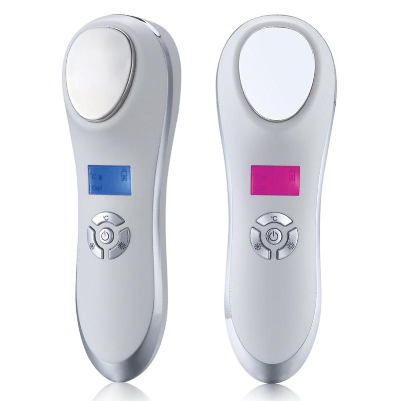 AOPHIA OFY-7901 Face Ultrasonic Vibration Massager Anti Wrinkle Skin Tighten фото