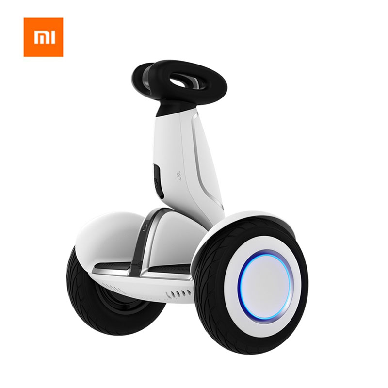 Xiaomi Ninebot Plus 11 Inch Electric Bluetooth Self Balancing Scooter фото
